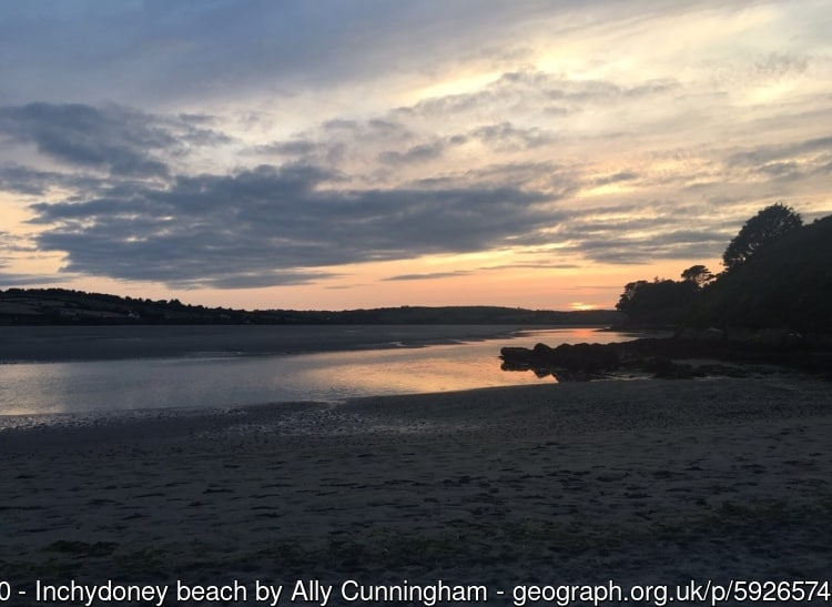 Inchydoney Beach in Clonakilty