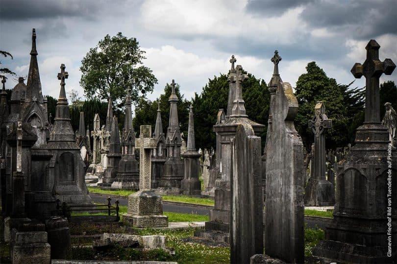 Mystische Friedhöfe in Irland Glasnevin