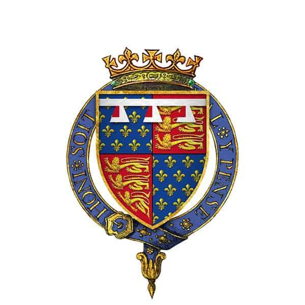 Wappen Sir Lionel of Antwerp
