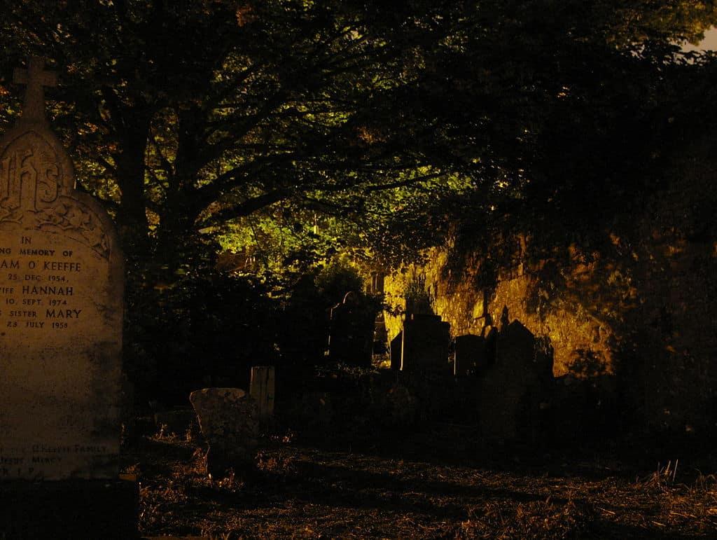Temple Hill Graveyard Cork
