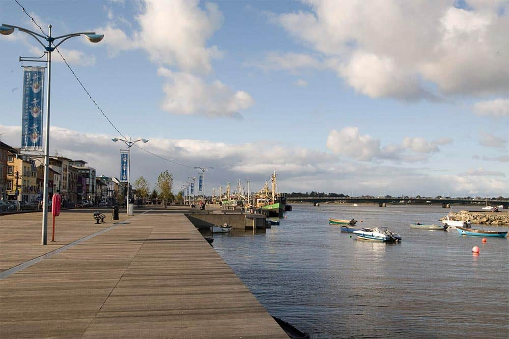 Wexford Hafen