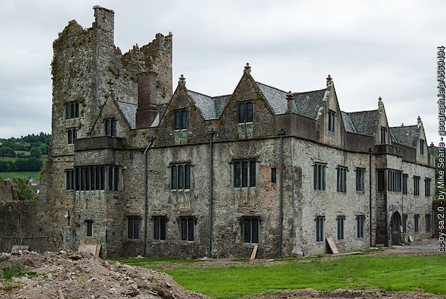Ormond Castle Irland