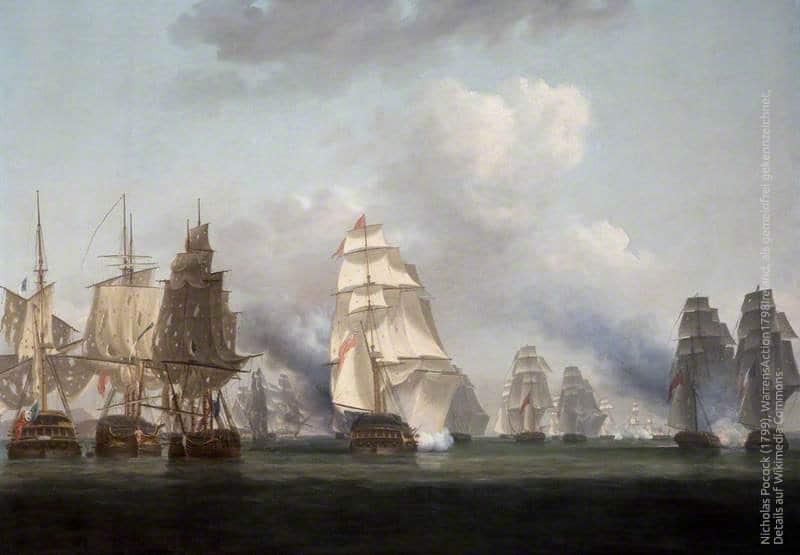 Tory Island Seeschlacht