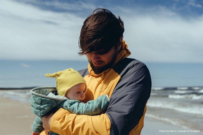 Urlaub mit Baby Irland