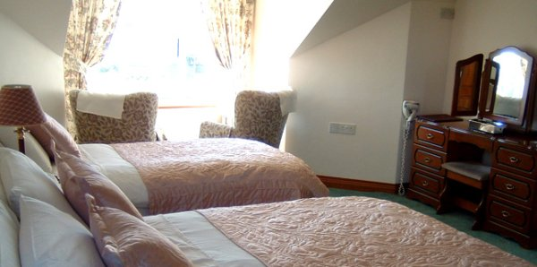 b b irland noreen s bed and breakfast donegal town co donegal gruene die irland. Black Bedroom Furniture Sets. Home Design Ideas