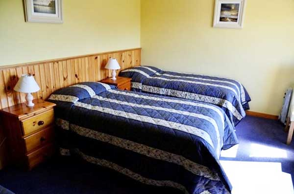 b b irland courcey farm bed and breakfast clifden co galway gruene die irland. Black Bedroom Furniture Sets. Home Design Ideas