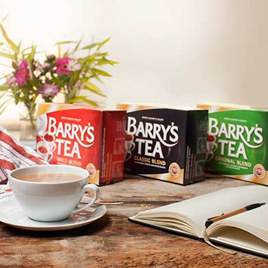 irischer Tee Barry's Tea