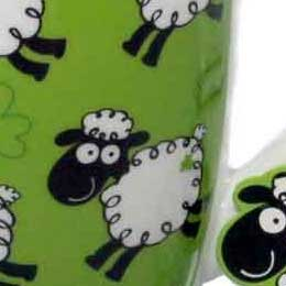 Wooley Jumper Tasse