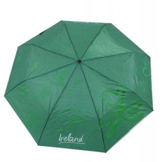grün Irland Regenschirm